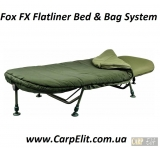 Fox кровать FX Flatliner Bed & Bag System