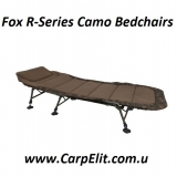 Fox R-Series Camo Bedchairs