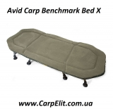 Avid Carp Benchmark Bed X