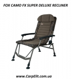 Fox CAMO FX SUPER DELUXE RECLINER