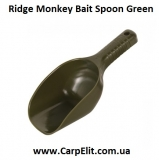 Ridge Monkey Bait Spoon (green)