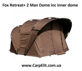 Fox Retreat+ 2 Man Dome inc inner dome