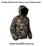 Курточка Prologic Bank Bound 3-Season Camo Fishing Jacket