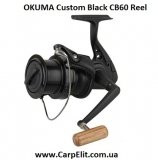 Катушка OKUMA Custom Black CB60 Reel