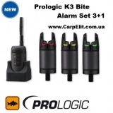 Сигнализаторы Prologic K3 Bite Alarm Set 3+1