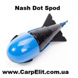 SPOMB Nash Dot Spod White