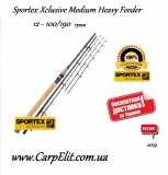 Sportex Xclusive Medium Heavy Feeder 12-100/190