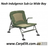 Nash кресло Indulgence Sub-Lo Wide Boy