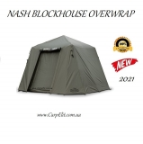 Накидка NASH BLOCKHOUSE OVERWRAP