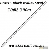 Удилище Daiwa Black Widow Spod 13ft 5.00lb 50 мм