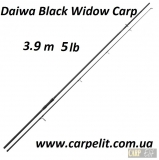 Удилище Daiwa Black Widow 17 Spod 13ft 5lb