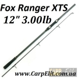 Fox Ranger XTS 12ft 3.00 lb