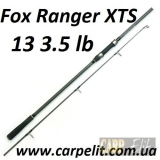 Fox Ranger XTS 13ft 3.5 lb