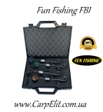 Fun Fishing FBI (Futuristic Bite Indicator)