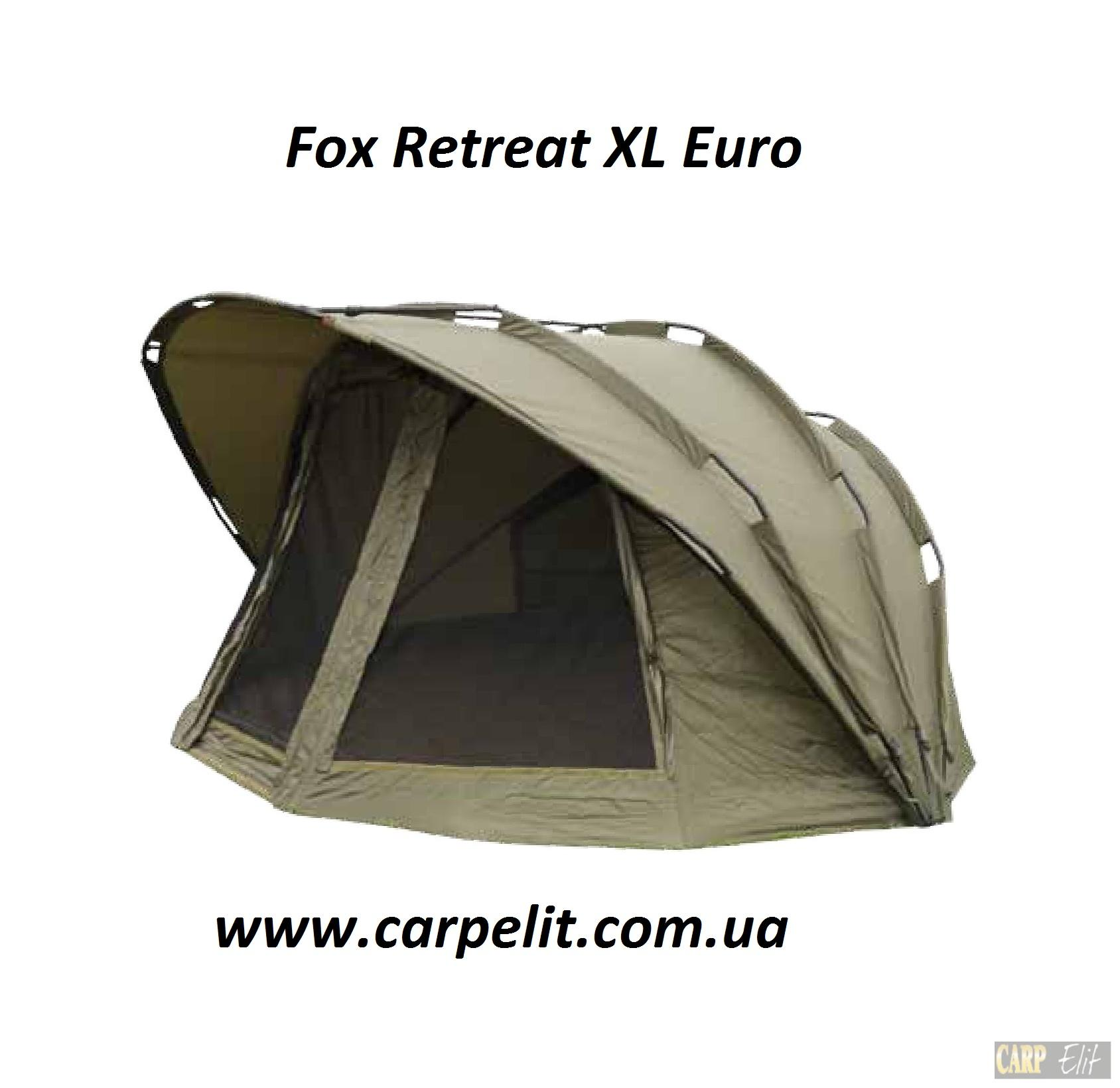 Fox Retreat XL Euro