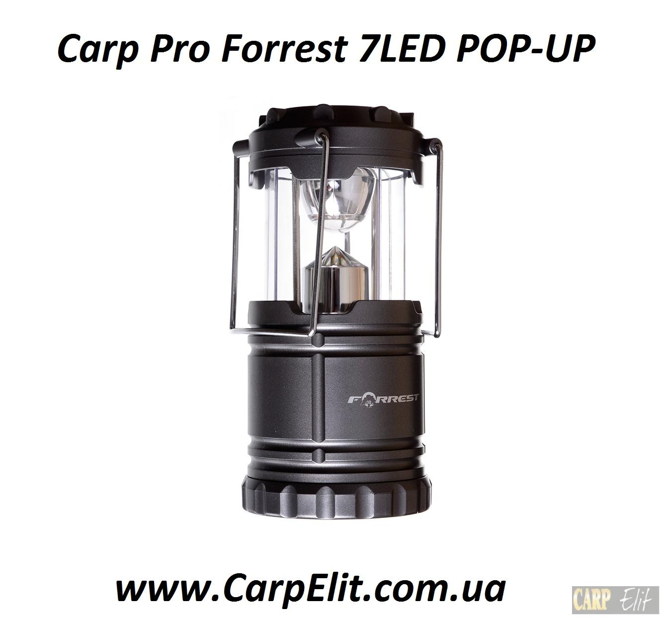 Forrest 7LED POP-UP