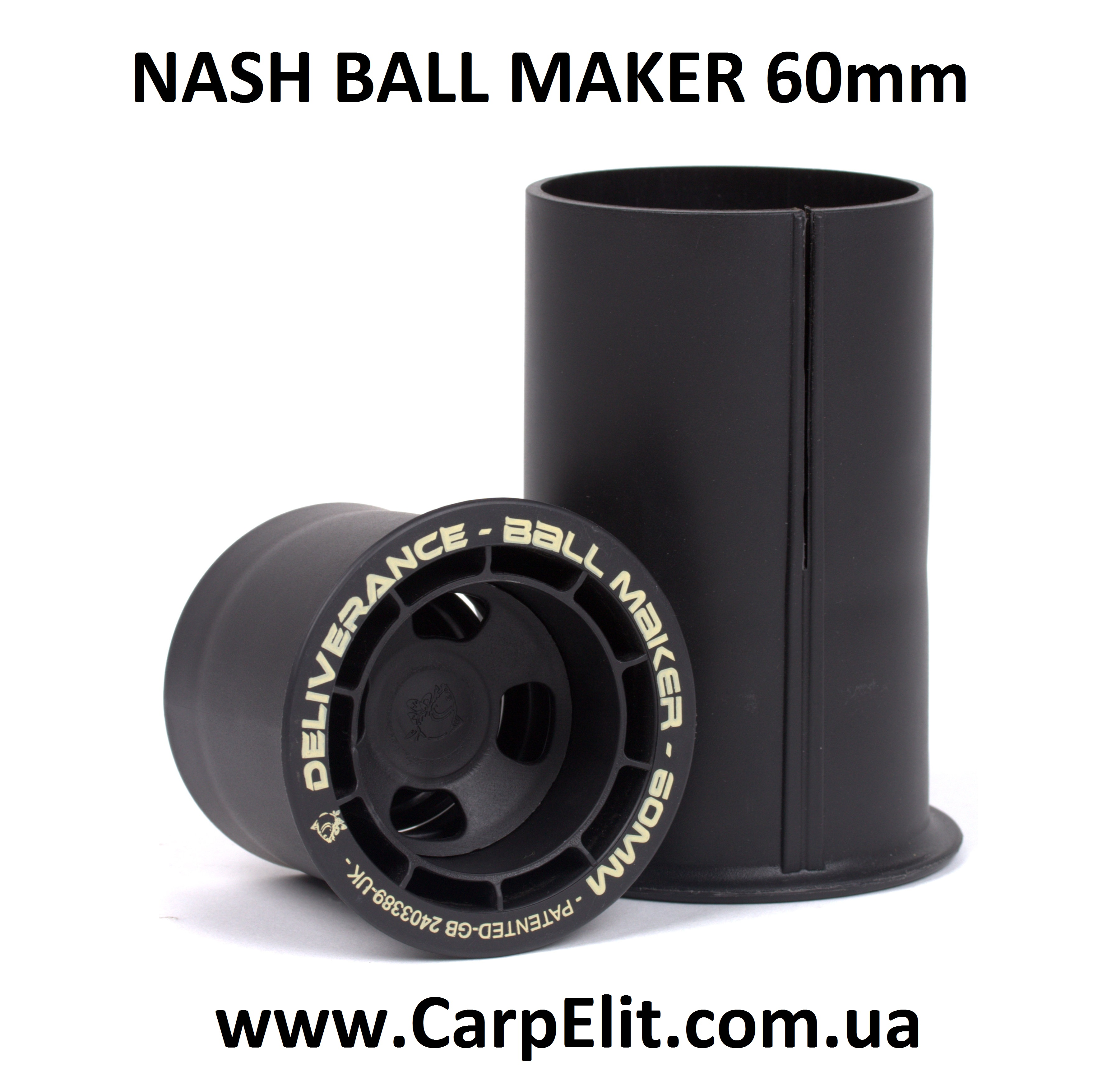 nash шаролепка для прикормки ball maker