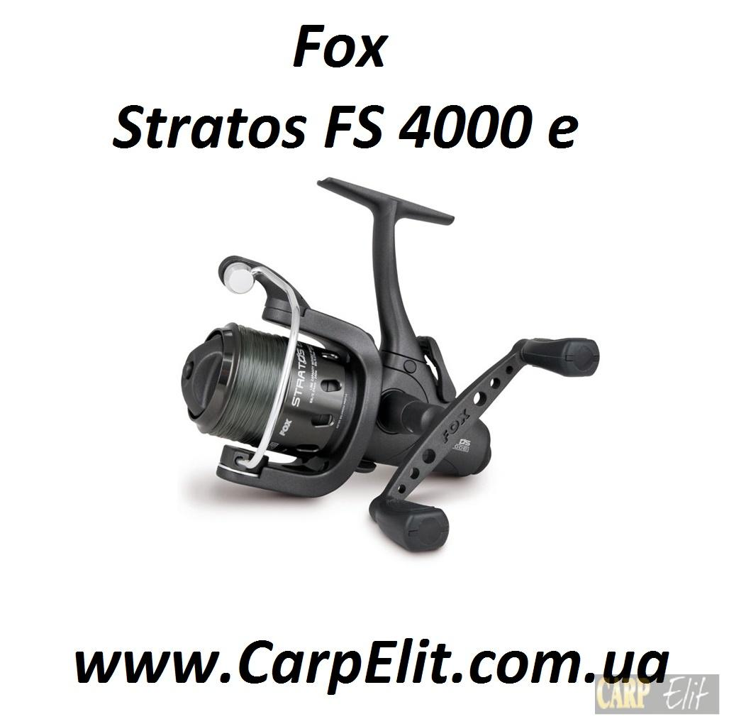 Fox Stratos FS 4000 e
