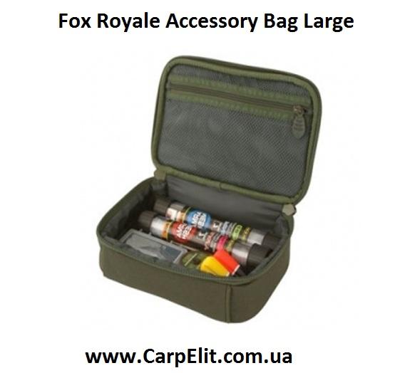 f82b86998895 Кейс для аксессуаров - большой. Fox Royale Accessory Bag Large