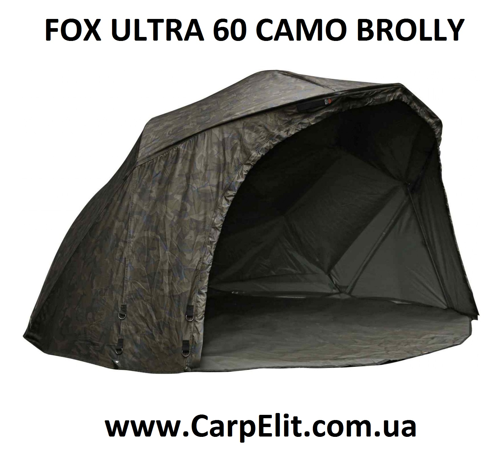Палатка FOX ULTRA 60 CAMO BROLLY