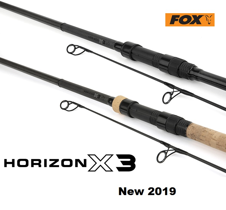 Fox Horizon X3 Abbreviated Handle 13ft 3.50lb