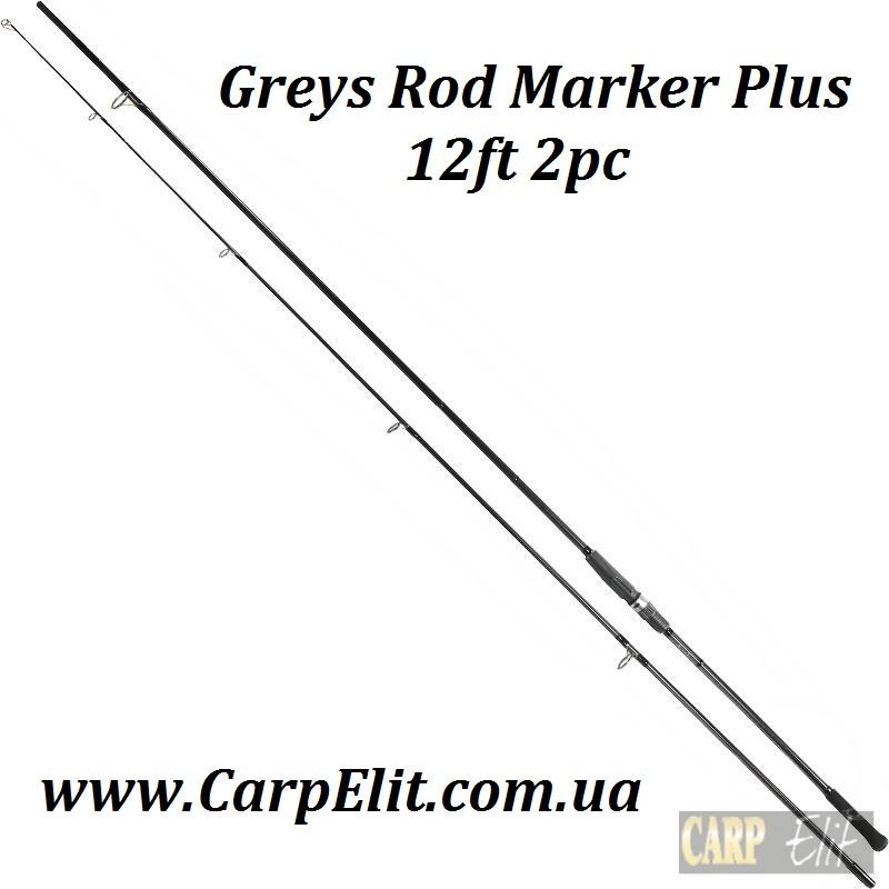 Rod Greys Marker Plus 12ft 2pc