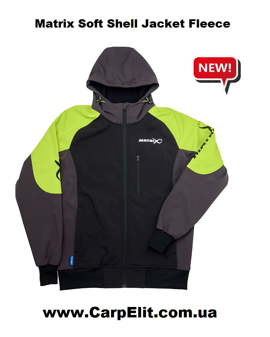 Куртка Matrix Soft Shell Jacket Fleece