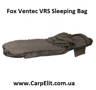 Спальный мешок Fox VenTec VRS2 Sleeping Bag 93x213cm