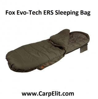 Fox Evo-Tech ERS Sleeping Bag 106x224cm