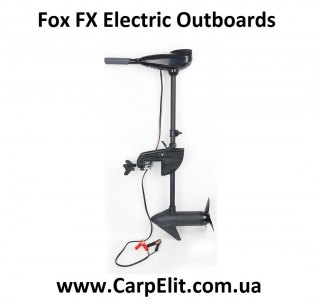 Fox FX Electric Outboards FX34