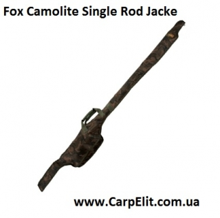 Fox Camolite Single Rod Jacke 13ft Rod
