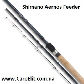 Фидер Shimano Aernos Feeder 11ft 60gr
