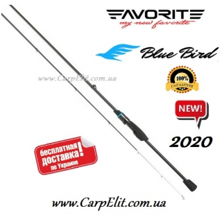 Favorite Blue Bird BB1-762UL-T 2.30m 1-7g Fast