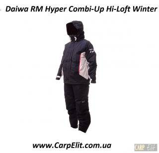 Daiwa RM Hyper Combi-Up Hi-Loft Winter