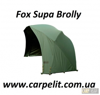Fox Supa Brolly