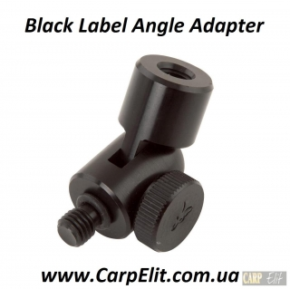 Black Label Angle Adapter