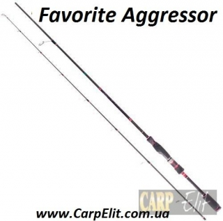 Спиннинг Favorite Aggressor AGR802ML (Длина 2.40 Тест.г 5-20)