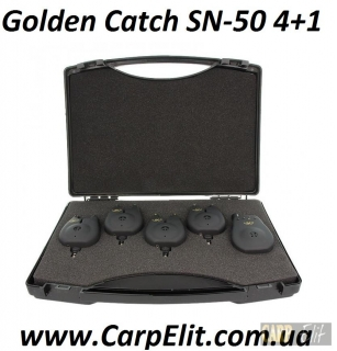 Golden Catch SN-50 4+1