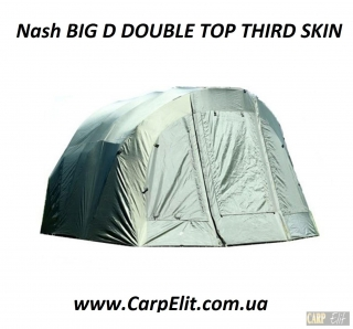 Nash BIG D DOUBLE TOP THIRD SKIN