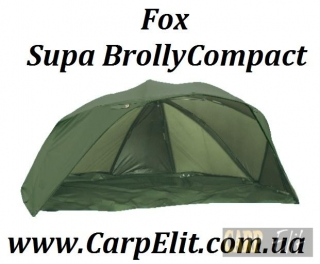 Fox Supa Brolly Compact