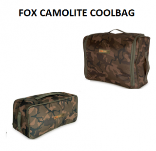 FOX CAMOLITE COOLBAG