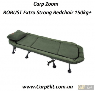 Carp Zoom Robust 150+ Heavy Duty Bedchair