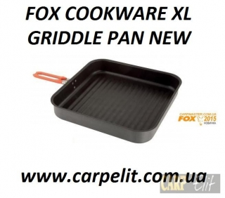 FOX Сковородка COOKWARE XL GRIDDLE PAN NEW