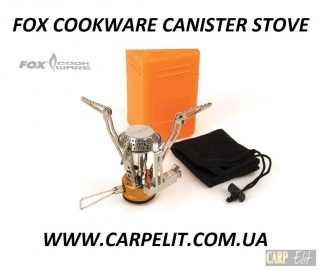 FOX Горелка COOKWARE CANISTER STOVE