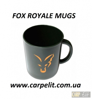 Кружка FOX ROYALE MUGS