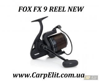 Катушка Fox FX9 Reel (no spare spool)