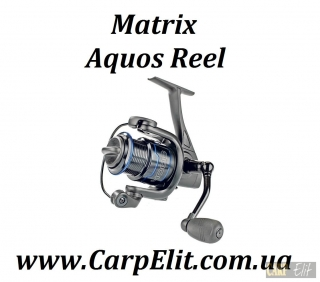 Катушка Matrix Aquos Reel 4000