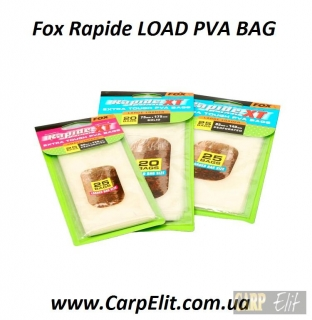 Fox пва пакет Rapide LOAD PVA BAG