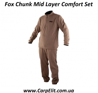 Fox термобелье Chunk Mid Layer Comfort Set