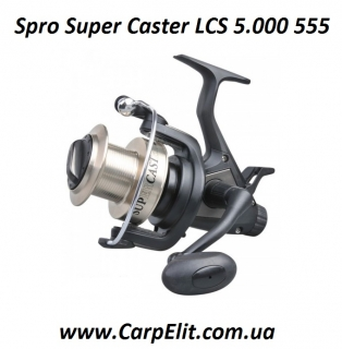 Spro Super Caster LCS 5.000 555
